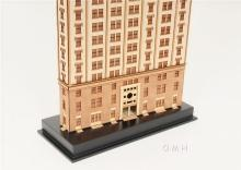 New Model Old New York Time Building OM-56