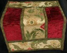 1950 Table Linen Red Decorative Fabric 11-556-0