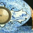 1930 Clock MW Decorative Ceramic 10-263-0