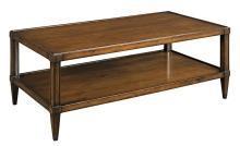 New Woodbridge Cocktail Table Santa Fe Cherry Elin WB-645