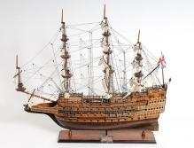 New Model Ship Sovereign of the Seas Boats Sailing OM-213