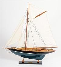 New Model Sailboat Penduick Painted OM-275