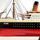 New Medium Model Ship Titanic Boats Sailing Painted OM-62