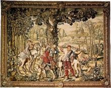 Tapestry DAVID MICHAEL TAPESTRIES Maximilien