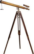 Telescope Reproduction 40-Inch New With Stand OM-130