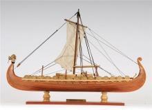 New Small Model Sailboat Viking OM-12