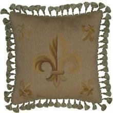New Aubusson Throw Pillow 20