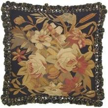New Aubusson Throw Pillow 22