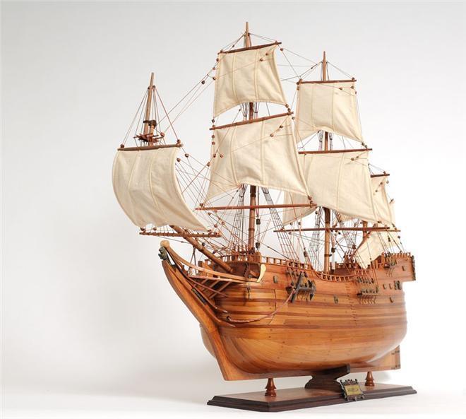 Model Ship ARABELLA Reproduction Boats Sailing New OM-259