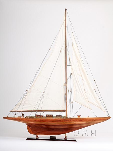 New+Large+Model+Yacht+Shamrock+OM-271