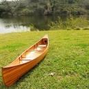 Canoe With Ribs Curved Bow 12-Ft Marine