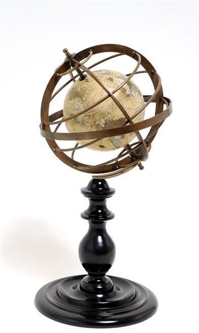 Armillary Sphere Brass Metal Rings New