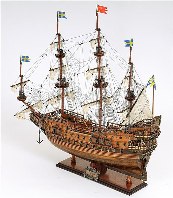 New+Model+Ship+Exclusive+Edition+Wasa+