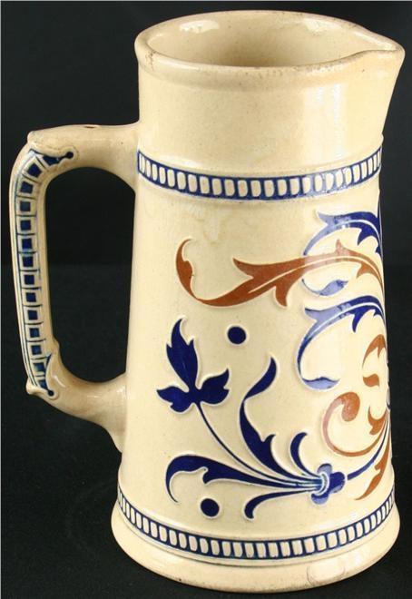 1930 French Pitcher Vintage Kitchenware