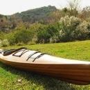 Kayak 15-Ft Clear Marine Vanish Varnish