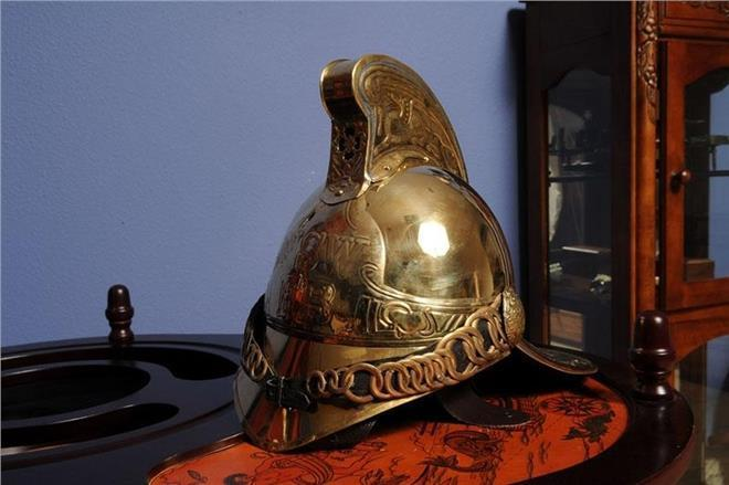 New Fireman Helmet OM-148
