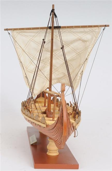 New Small Model Sailboat Viking OM-12