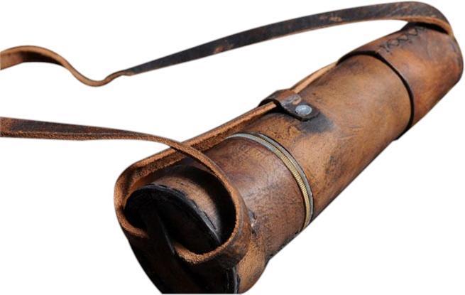 New Handheld 18-Inch Telescope Leather