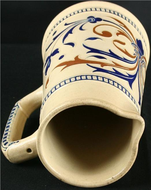1930 French Pitcher Vintage Kitchenware