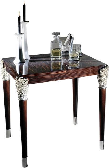 Side Table DAVID MICHAEL Transitional High