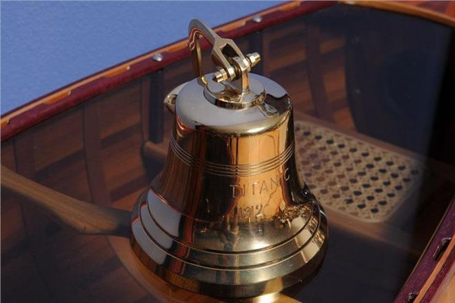 Ship Bell Titanic Bulkhead Mount Bracket