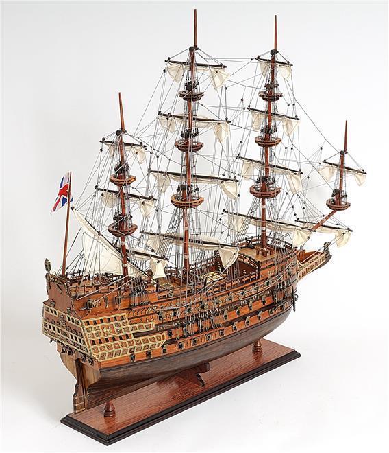 Model Ship Sovereign of the Seas Boats