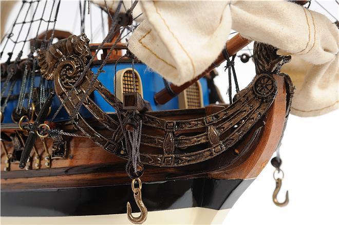 New Small Model Ship Goto Predestination