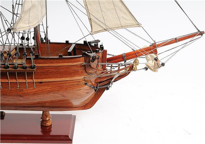 Model Ship Lady Washington Boats Sailing