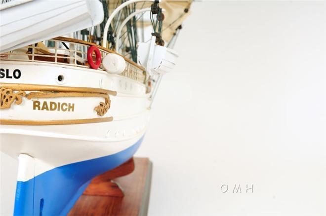 New Christian Radich OM-237