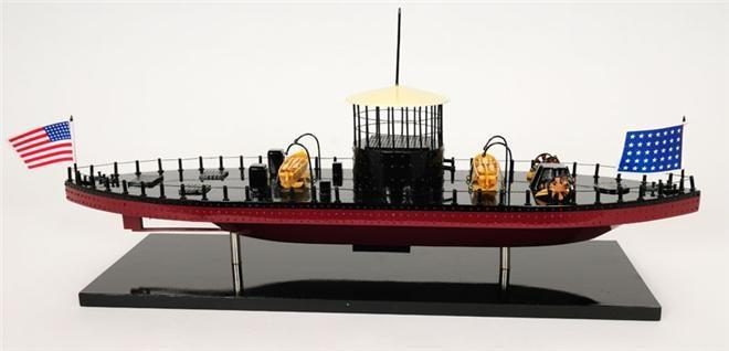 New Model Ship USS Monitor OM-51
