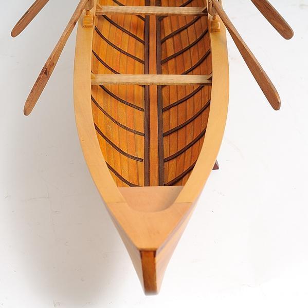 Model Boat Boston Whitehall Tender Canoe