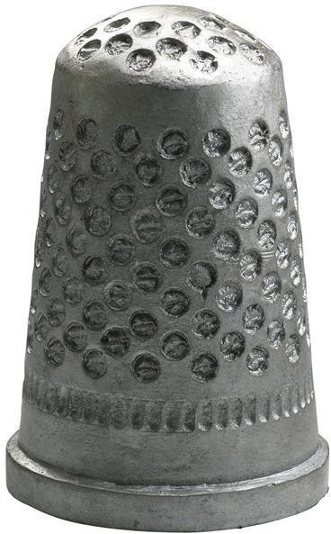 Sculpture Statue CYAN DESIGN Sewing Thimble