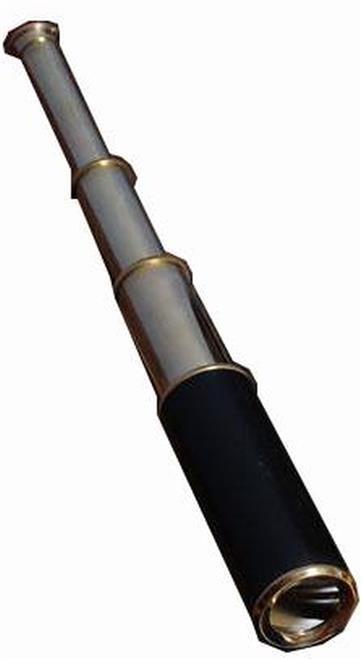 New Handheld Telescope Wood Box OM-134
