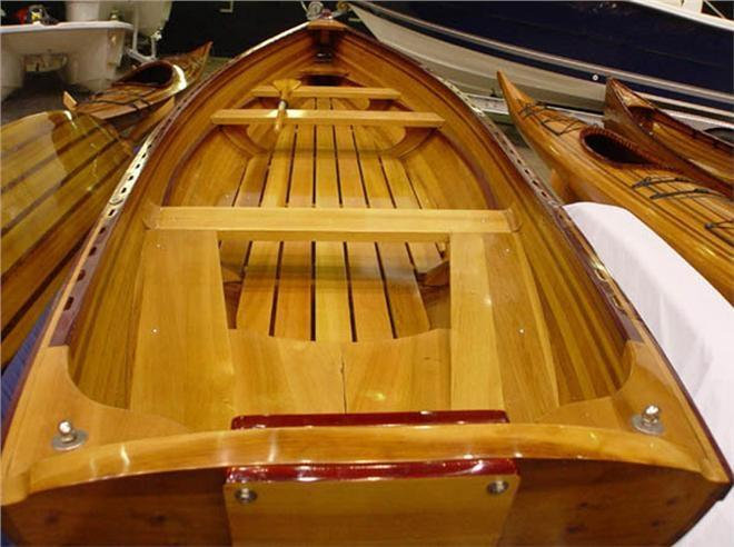 Dinghy Real Whitehall 4-People 17-Ft Marine