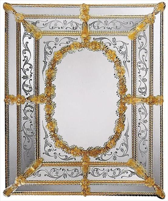 Wall Mirror DAVID MICHAEL REFLECTIONS XVII C