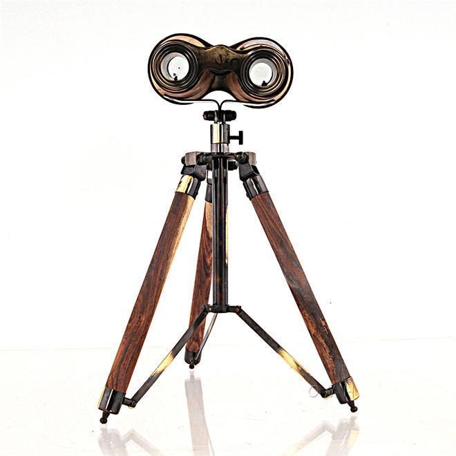 Binoculars Victorian Tripod 2-Tone Bright
