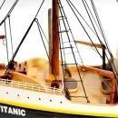 Model Ship Titanic Boats Sailing Large