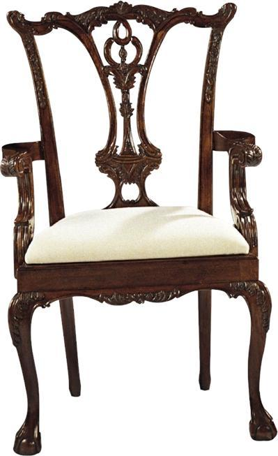 Scarborough House Dining Arm Chair