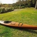 Kayak 17-Ft 1-Person Clear Marine Vanish