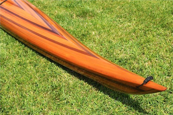 Kayak HUDSON Low Back Deck High Foredeck