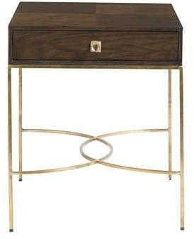 End Table STANLEY FURNITURE CRESTAIRE OSCAR