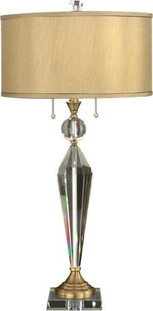 New Dale Tiffany Strada Table Lamp Large