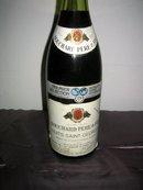 Nuit Saint Georges Burgunder 1972