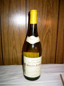 Pouilly Fusse
