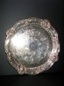 French plate Silver plated 18 century design