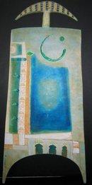 Chad artist Abdelkader Badoui 1997