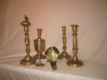 Candle Holder  Bronze