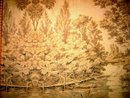 Castle Tapestries with a beautiful landscape