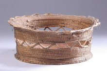 Native American Basket 19 century