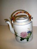 Antique Asian Tea Pot